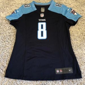 NWOT Marcus Mariota Tennessee Titans  Jersey